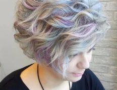 Παστέλ αποχρώσεις, Ευαγγελία Ντάγγαλου | Hair Stylist - Λάρισα