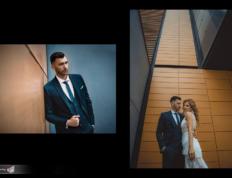 Κόμμωση γαμπρού / νύφης, Ευαγγελία Ντάγγαλου | Hair Stylist - Λάρισα